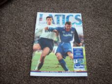 Oldham Athletic v Bournemouth, 1998/99